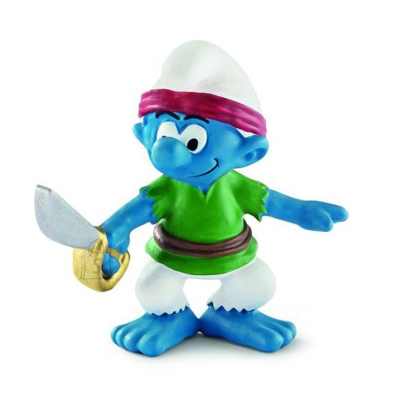 Schleich mängufiguur piraat Smurf