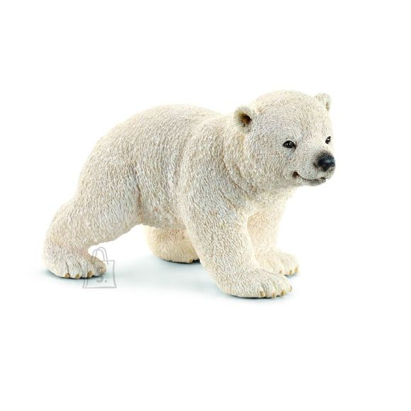 Schleich mängukuju kõndiv Jääkaru poeg