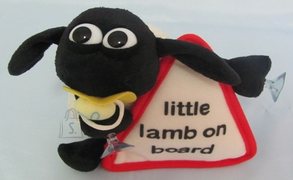 Shaun The Sheep mänguloom lammas Timmy 18 cm - iminapaga