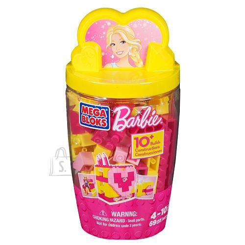 Mega Bloks klotsi komplekt Barbie