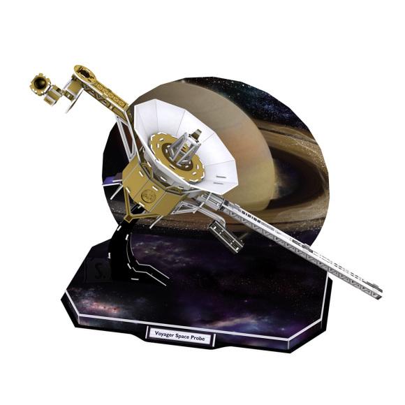 CubicFun 3D pusle Voyager Kosmosesond 71 tk