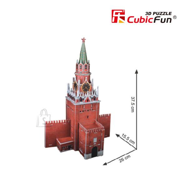 CubicFun 3D pusle Spasskaya Torn 33 tk