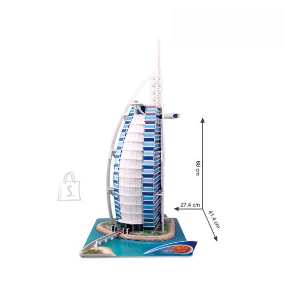 CubicFun 3D pusle Burjal-Arab 101 tk