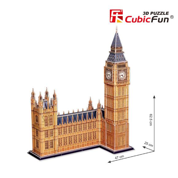 CubicFun 3D pusle Big Ben 116 cm