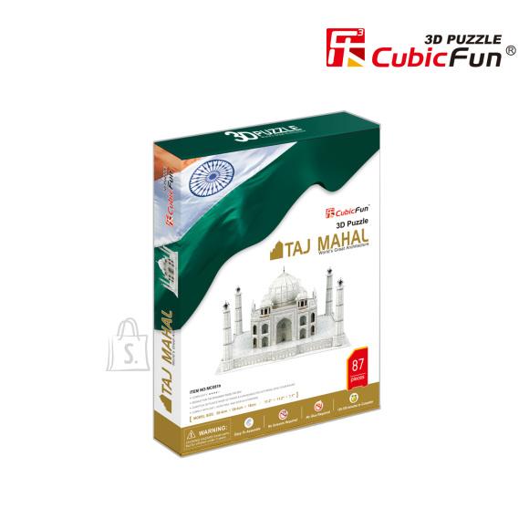 CubicFun 3D pusle Taj Mahal 87 tk
