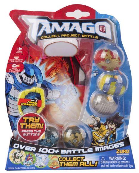 Tamago mängukomplekt 5 pakk koos hoidjaga