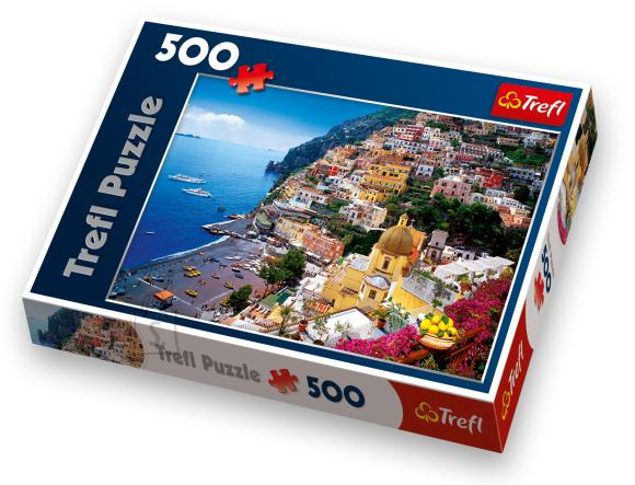 Trefl pusle Positano Itaalia 500 tk