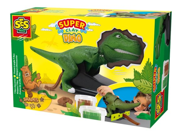 Ses T-Rex voolimismassi press