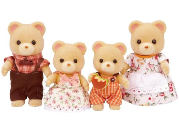 Sylvanian Families mängukujud Karu pere
