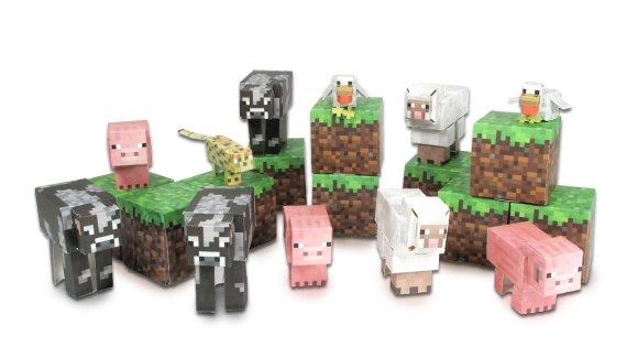 Minecraft pabervoltimise loomad