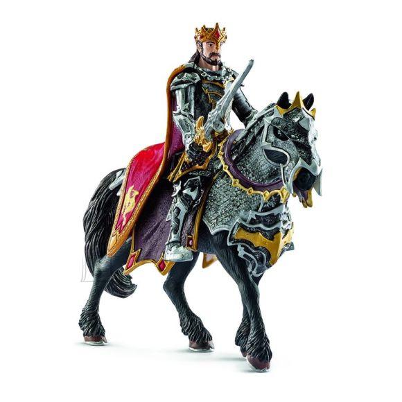Schleich mängukuju Kuningas hobusega