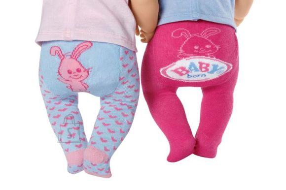 Baby Born sukkpüksid 2 paari
