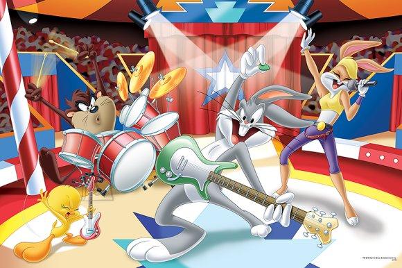 Trefl maxipusle Looney Tunes 24 tk