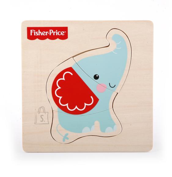 Fisher Price puidust pusle Loomad