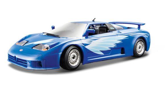 Bburago mudelauto Bugatti EB 110