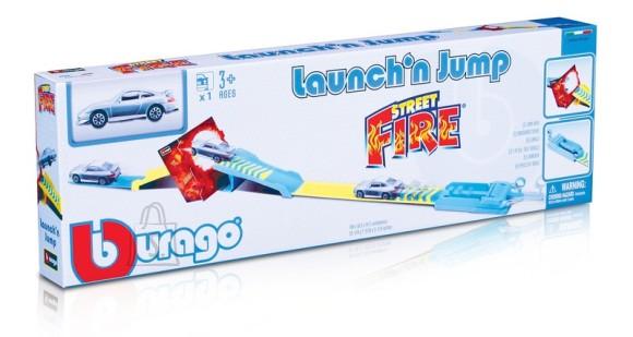 Bburago Street Fire hüppega mänguautorada