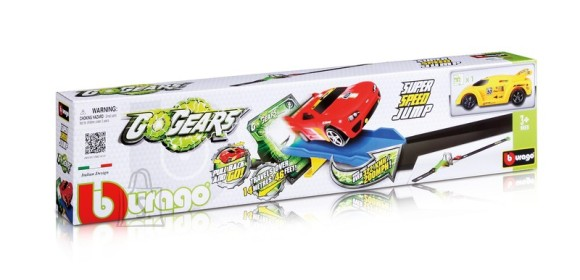 Bburago Go Gears hüppega mänguautorada