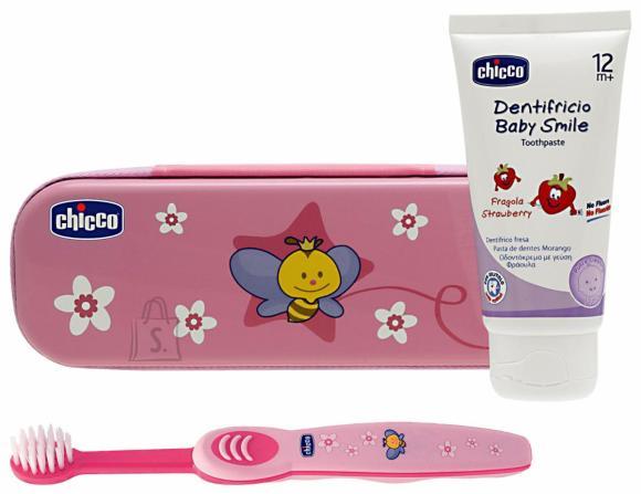 Chicco laste hambaharja komplekt