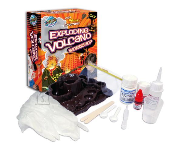 Wild Science teaduskomplekt Vulkaani komplekt