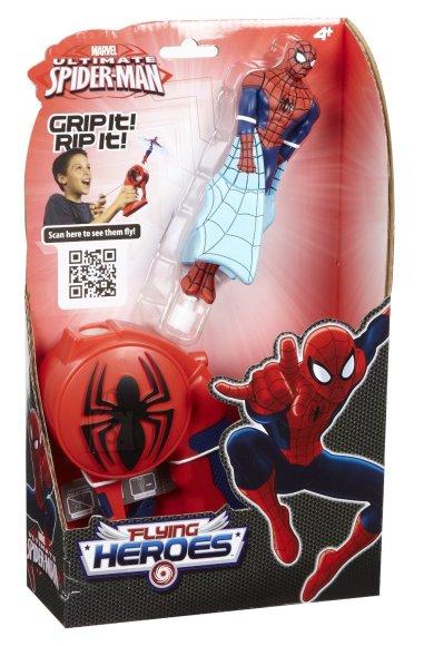 Flying Heroes mängukuju Spiderman