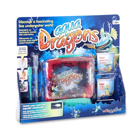 Aqua Dragons vesidraakoni põhikomplekt