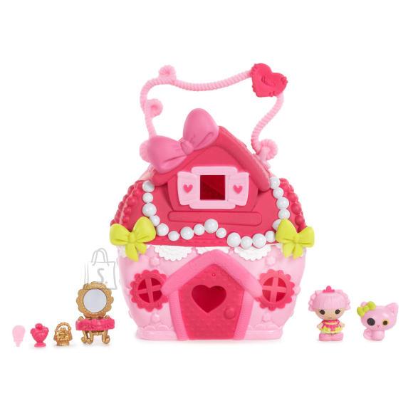 Lalaloopsy mängukomplekt pisike maja