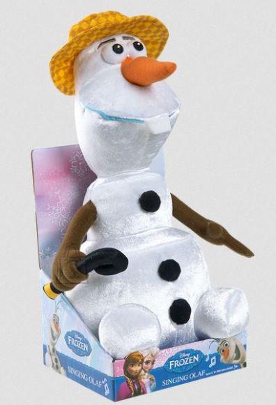 Frozen interaktiivne laulev Olaf