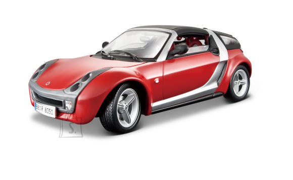 Bburago mudelauto Smart Roadster Coupe