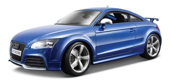 Bburago mudelauto Audi TT RS