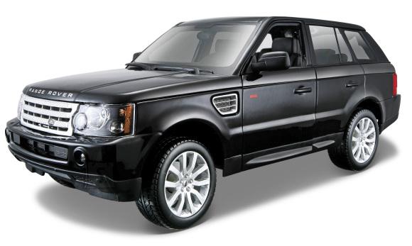 Bburago mudelauto Range Rover Sport