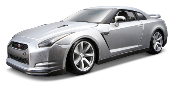 Bburago mudelauto Nissan GT-R