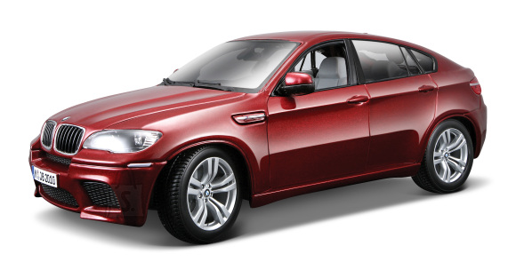 Bburago mudelauto BMW X6 M