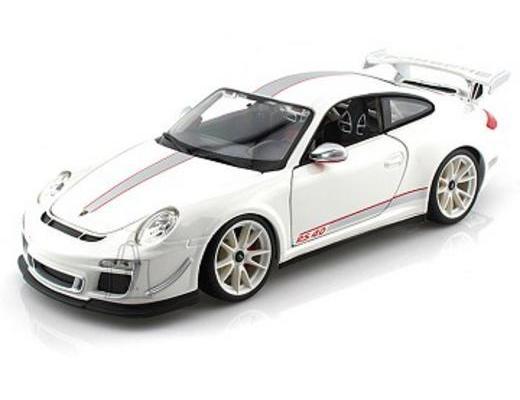 Bburago mudelauto Porsche GT3 RS 4.0