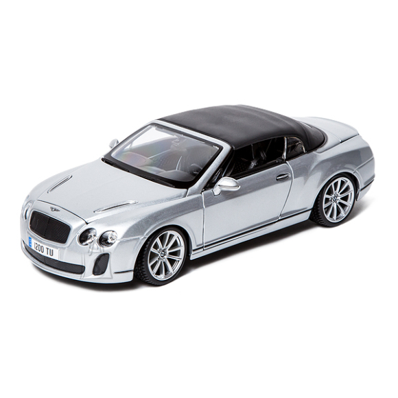 Bburago mudelauto Bentley Supersports