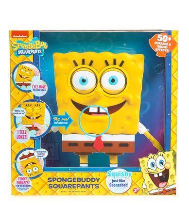 Sponge Bob rääkiv mängukuju