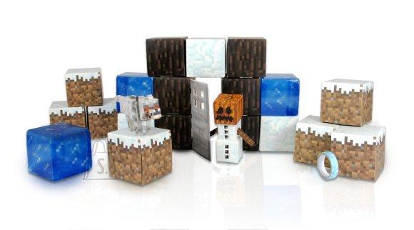 Minecraft pabervoltimise lumemaailm