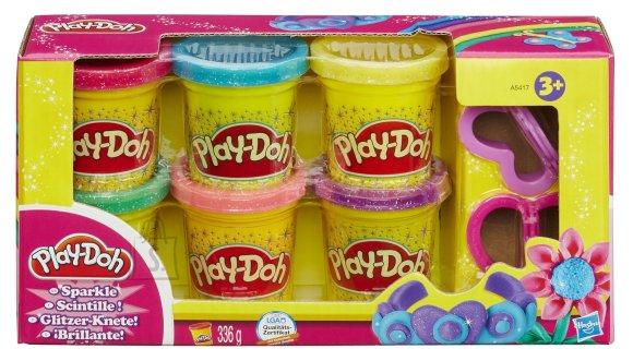 Play Doh sädelev voolimismass komplekt