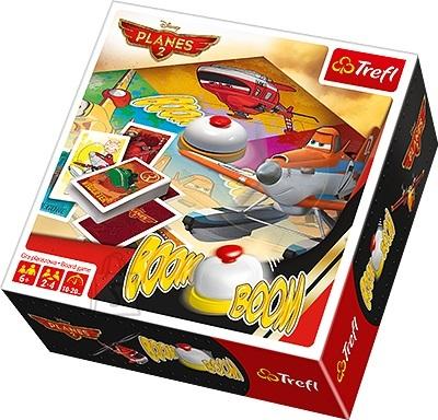 Trefl lauamäng Boom Boom Lennukid 2