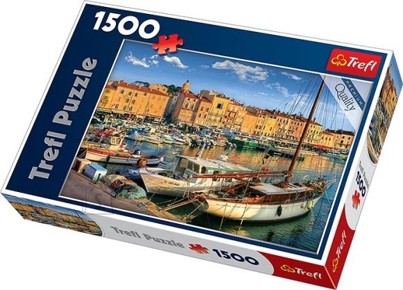 Trefl pusle Vana sadam Saint-Treflopez 1500 tk