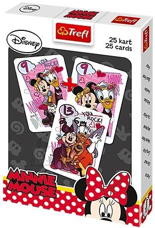 Trefl mängukaardid Minnie Mouse