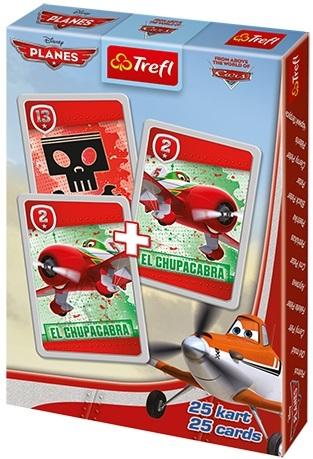 Trefl mängukaardid Lennukid