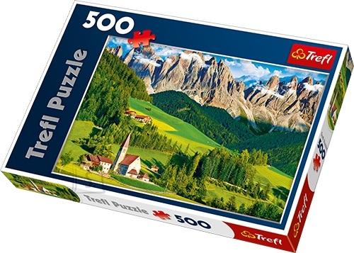 Trefl pusle Dolomiidid Itaalias 500 tk