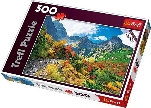 Trefl pusle TaTrefla Mäed 500 tk