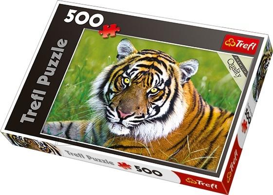 Trefl pusle Tiiger 500 tk