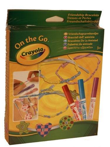 Crayola ehtekomplekt käevõru reisipakk