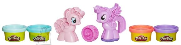 Play Doh voolimiskomplekt My Little Pony templid