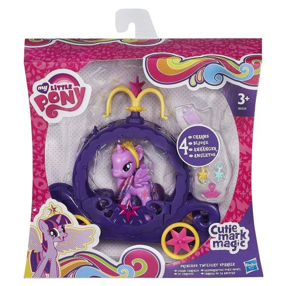 My Little Pony mängukomplekt Poni Twilight Sparkle