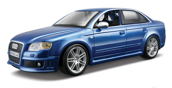 Bburago mudelauto Audi RS4