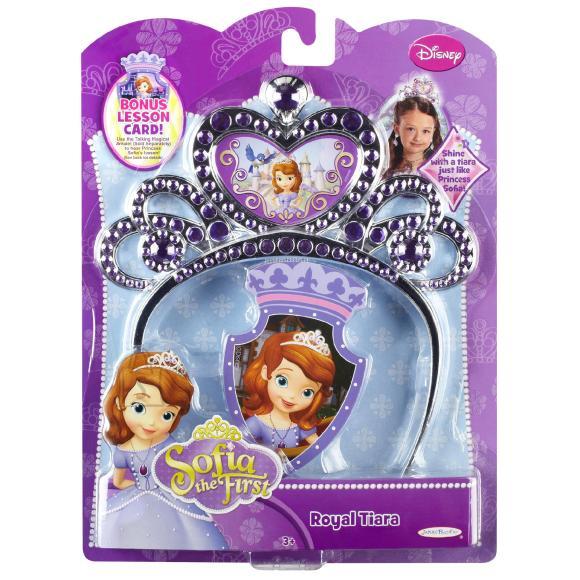 Disney Sofia mängu kroon