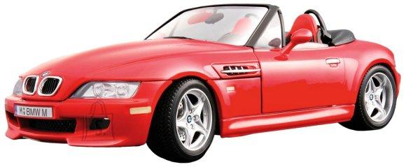 Bburago mudelauto BMW M Roadster